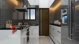 3D Modeling Rendering Of Apartment with Brochure Designing
