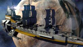 Command Heavy Space Cruiser