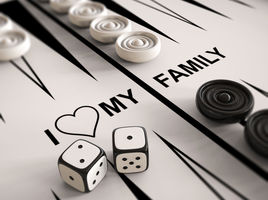 Family Games (Chess And Backgammon)