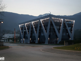 Swiss bank architectural competition