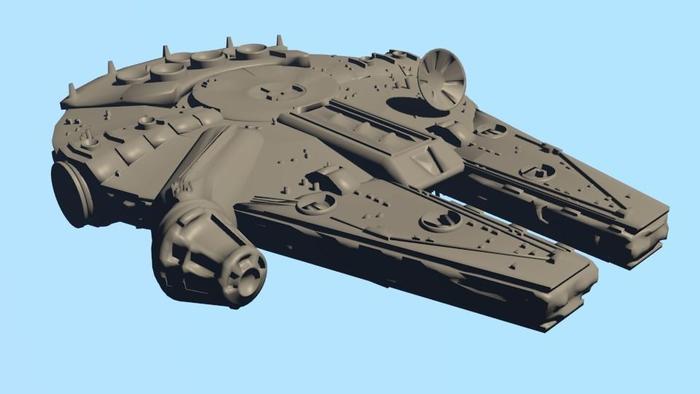 Millennium Falcon Project