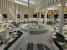 Stylish 3D Modern Interior Shopping mall - Restaurant Design