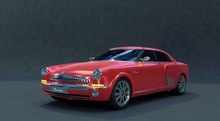 GAZ 21 Coupe Aero | DRIVE2