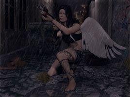 Fallen Angel 3D