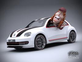 Volkswagen Maggiolino ABT Supercigale edition