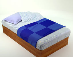 bed linen ARCA Young Yachting 3D