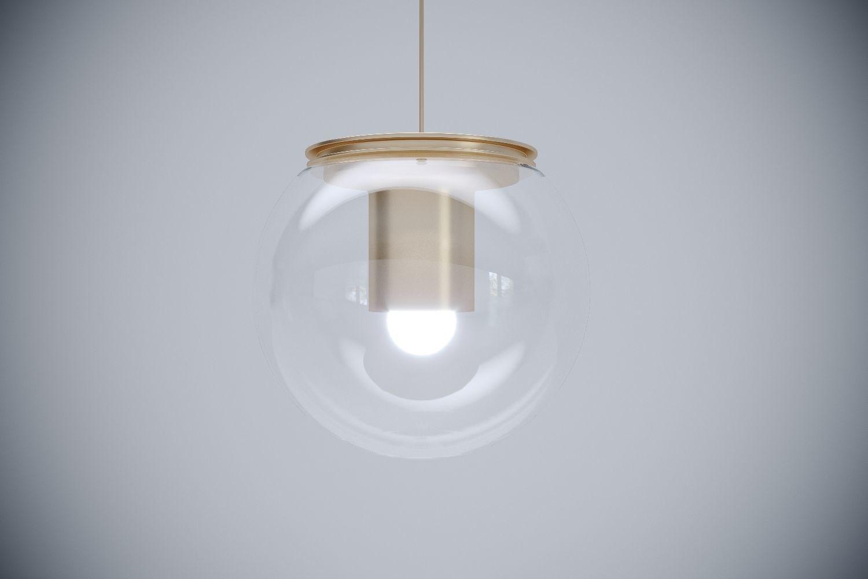 Y Lighting The Globe Pendant Light