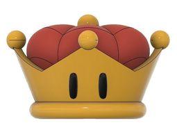 3D print model Super Crown for Bowsette