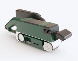 3D model Sanding machine bosch pbs 75 ae