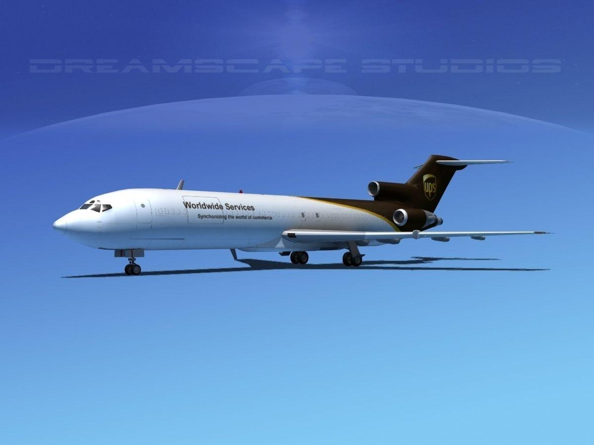 Boeing 727-200 UPS 2