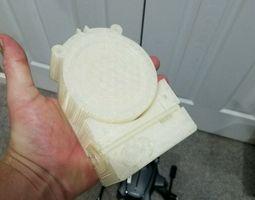 3D print model Selectable Lightweight Attack Munition 1