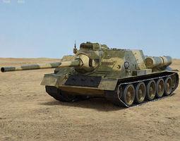 3D SU-100
