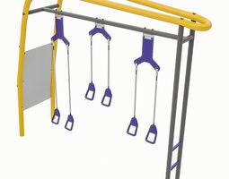 Playground Equipment 086 3D asset