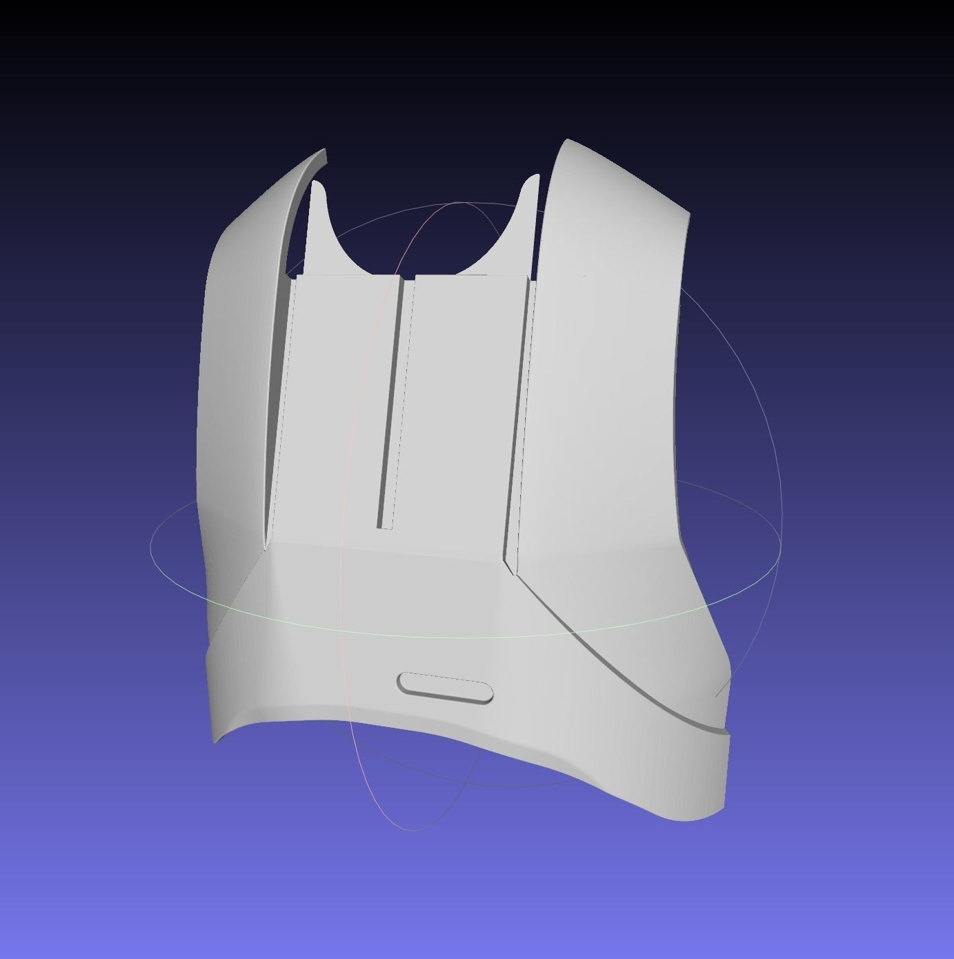Star Wars Deathtrooper Chestplate Printable Armor Piece