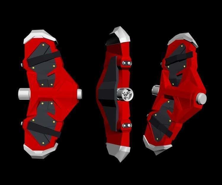 Webshooter spiderman ps4 | 3D Print Model