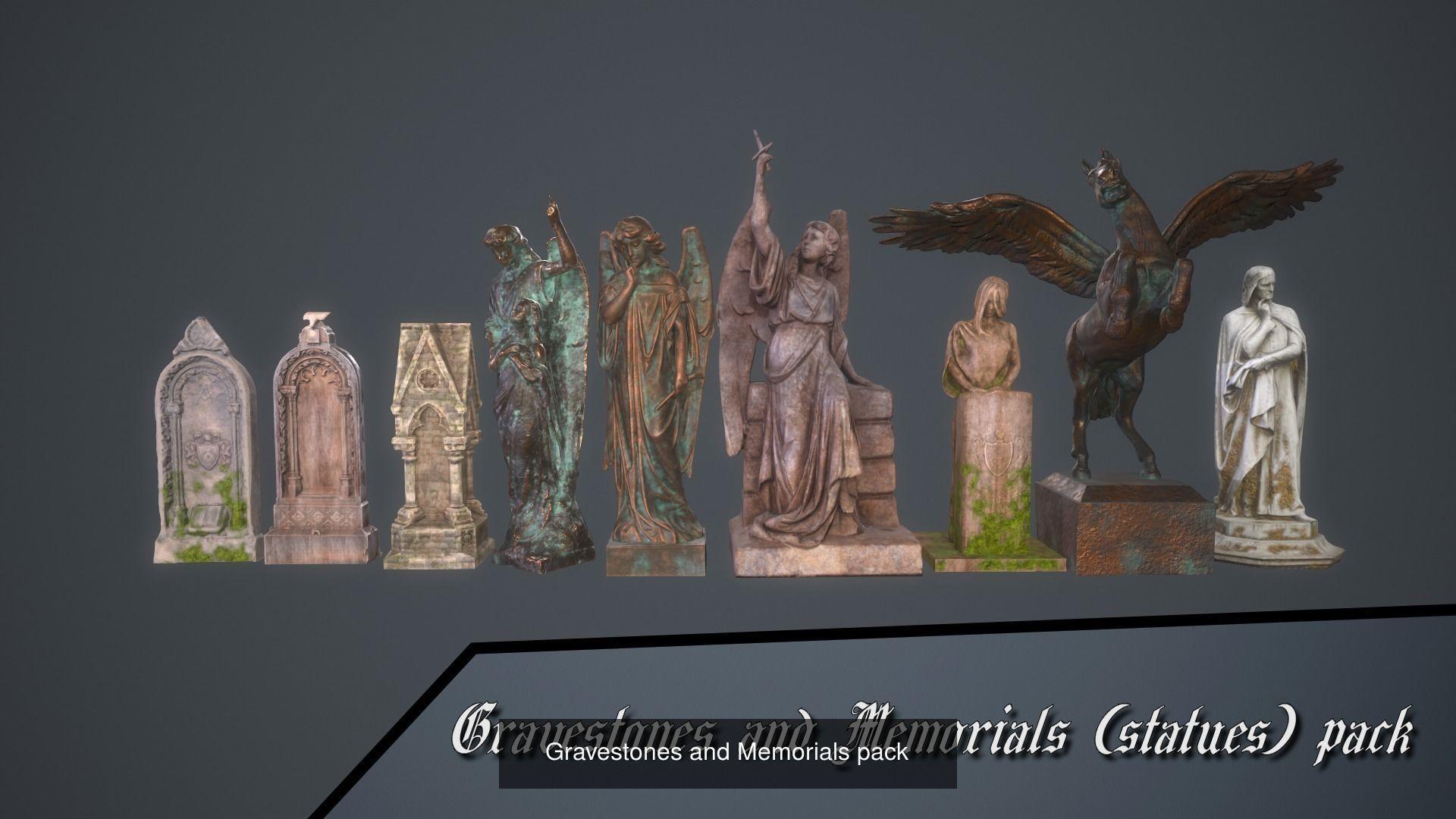 Gravestones COLLECTION
