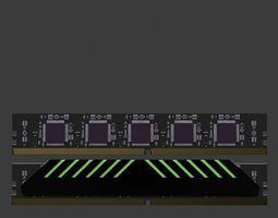 3D RAM-computer