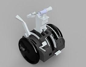 3D print model Boeing 737 NG Throttle Quadrant Motorized