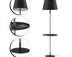 3D model Moskov floor lamp 23386