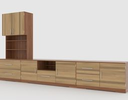 3D tv stand 70