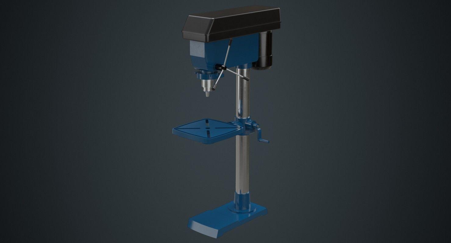 Drill Press 1A