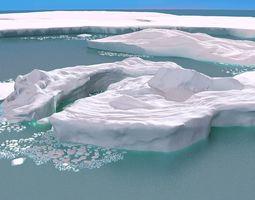 3D model Icescape