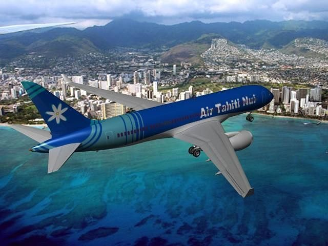 Image Result For Air Tahiti Reviews