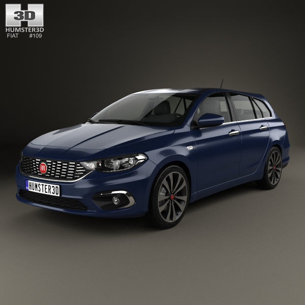 Fiat Tipo station wagon 2017