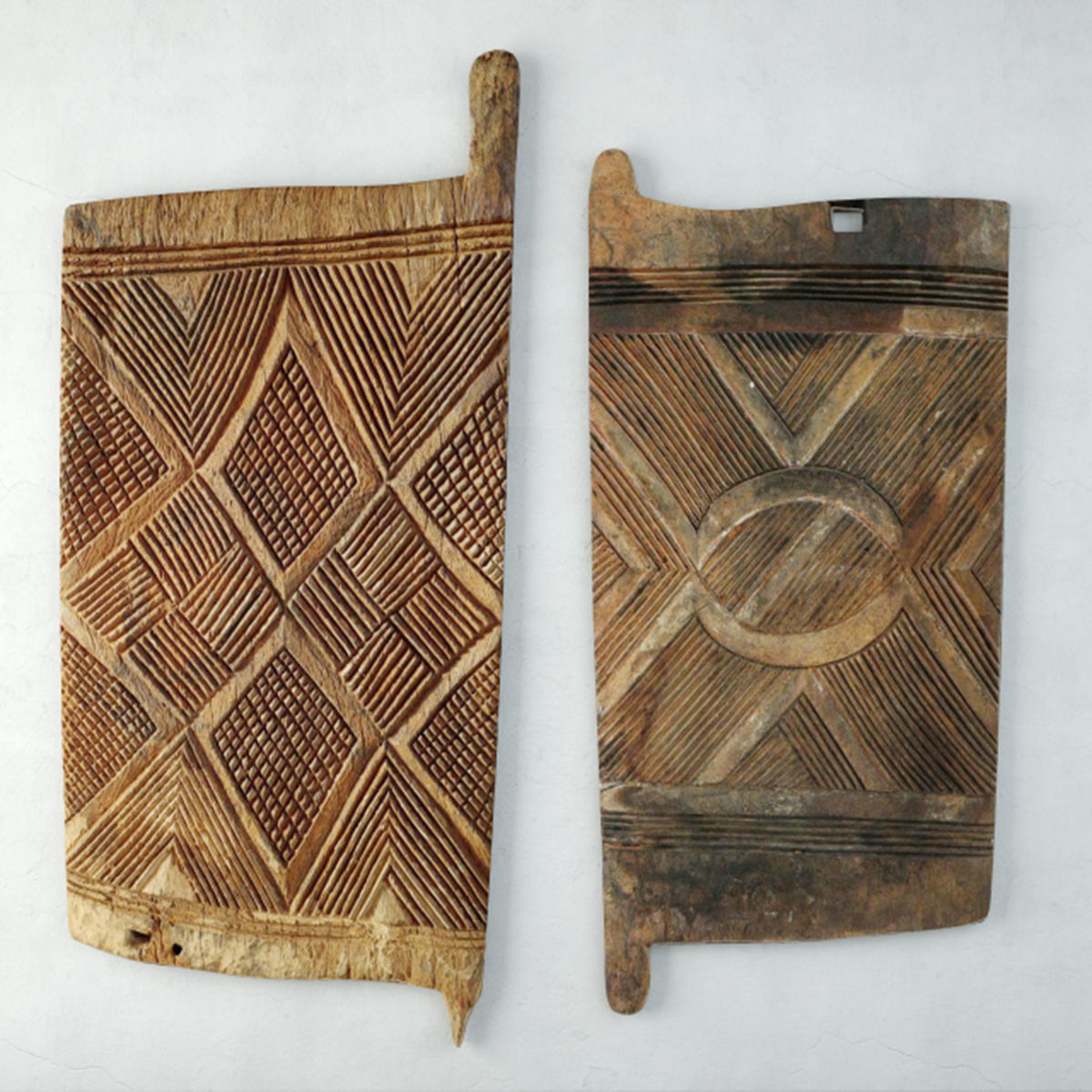 Igbo Doors from Nigeria