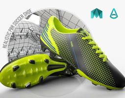 Soccer Shoe 3D
