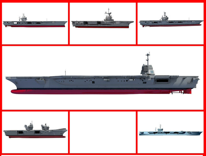 navy ships and aircraft carriers 3d model max obj mtl 3ds fbx c4d lwo lw lws 1
