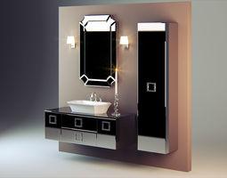 3D model Oasis Dafna Washstand