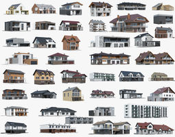 43 models of houses