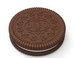 3D model Oreo Cookie