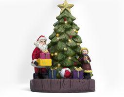 decoration 3D print model Christmas Tree