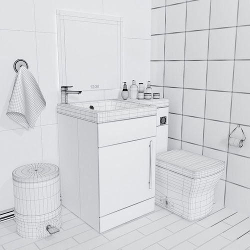 bathrom 3d model max Tips For Home Remodel And Contractor Relations
