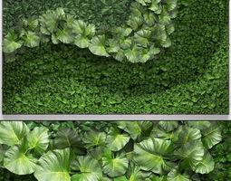 Vertical gardening 3D fytowall