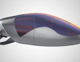 3D Car missile future v2
