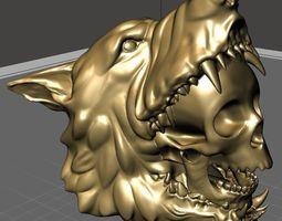Werewolf Transition 3D print model