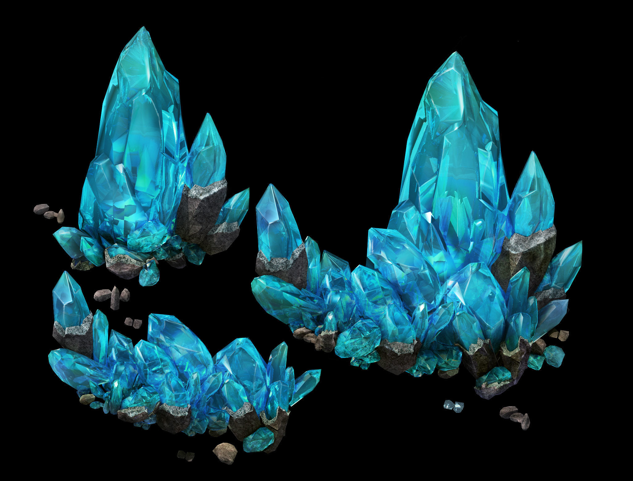 Energy - Crystal 03