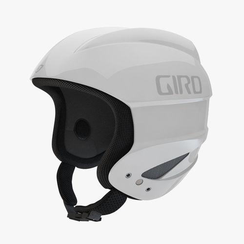 giro sestriere helmet white 3d model max obj mtl fbx 1