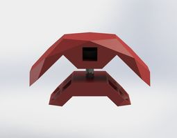 Playwood Connector 90 3D printable model
