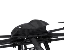 drone hexacopter  3D Model