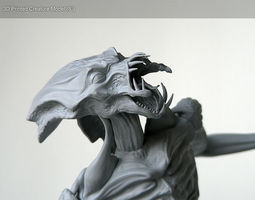 alien ferreo 3d printable model