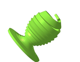 3D printable model Vase mathart