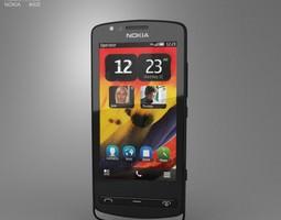 Nokia 700 3D asset