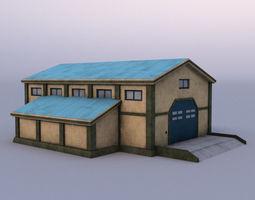 Workshop 03 3D model