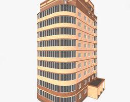 3D Residential House Building Part 2