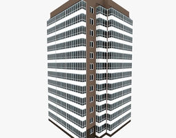 3D Residential House Building Part 7