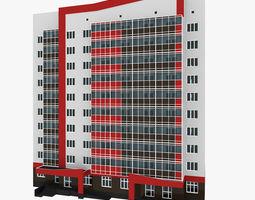 3D Residential House Building Part 11